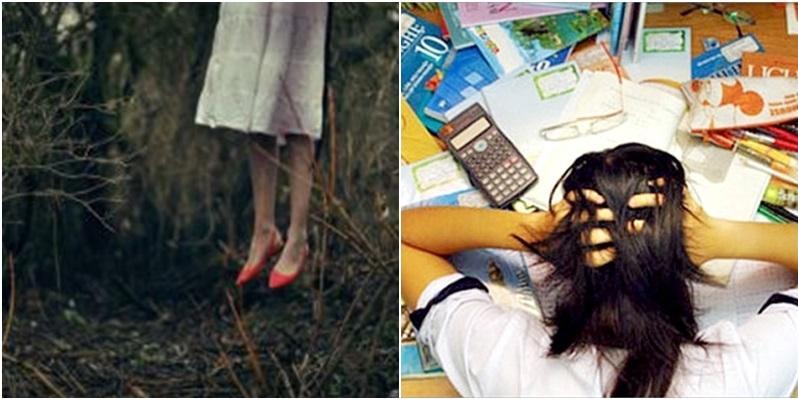 Nữ sinh 17 tuổi tự tử: 'Đừng vội chết khi bạn chưa kịp sống'