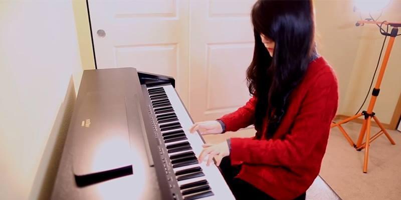 """""""Nức lòng"""" với liên khúc giáng sinh qua tiếng đàn của An Coong"""
