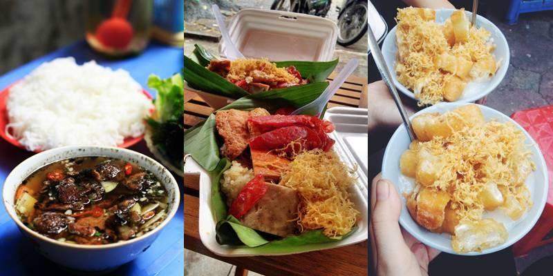 """Món ăn đặc trưng của 36 phố phường Hà Nội: """"Nhắc là thèm"""""""