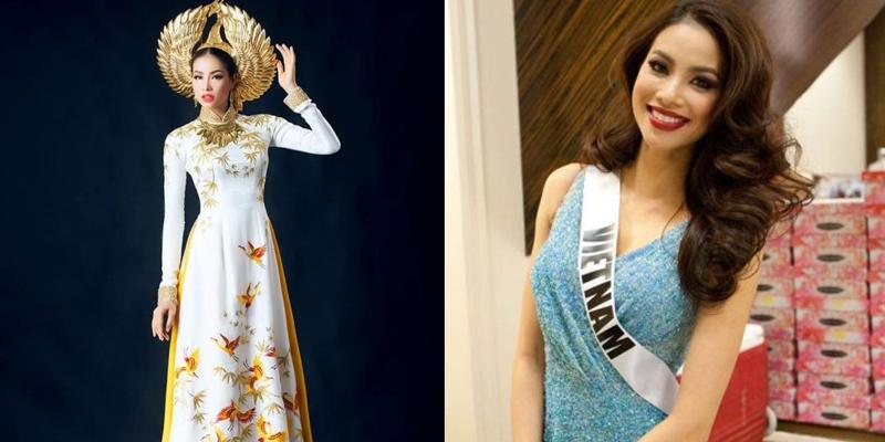 'Phạm Hương là đại diện tốt nhất của VN tại Miss Universe'
