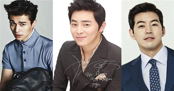 6 nam chính lãng mạn và quyến rũ nhất màn ảnh Hàn 2015