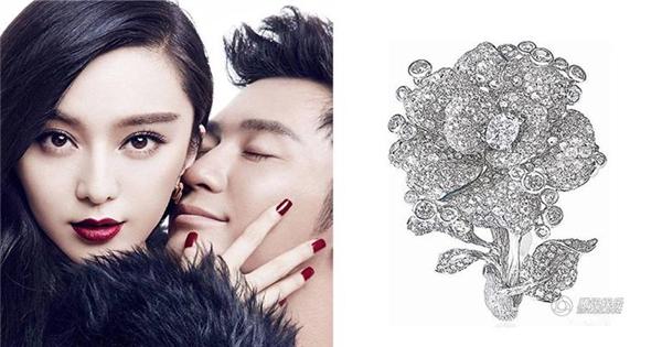 Phạm Băng Băng và Lý Thần chi gần 2 tỉ để mua nhẫn cưới