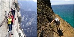 15 cung đường núi khiến bạn từ 'đau tim' tới nguy cơ bỏ mạng