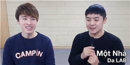 Hết hồn với trai Hàn cover 'Một nhà' siêu hay
