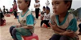 'Sự run rẩy' của đứa trẻ khiến người lớn phải suy ngẫm