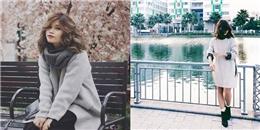 Gặp mặt nữ sinh trường báo xinh đẹp và chụp ảnh cực 'chất'