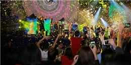 Đại tiệc âm nhạc tại 5 thành phố khiến giới trẻ cả nước 'phát sốt'