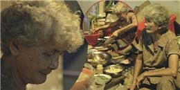 """Quán hủ tiếu """"không bao giờ có nỗi buồn"""" của cụ bà 74 tuổi"""