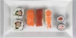 'Đã mắt' với 10 loại sushi cuộn ngon nhất hành tinh