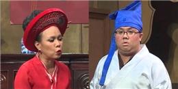 Gia Bảo đụng độ mẹ ghẻ Việt Hương 'quẩy' tưng sóng truyền hình