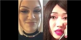 Cười ngất với màn song ca của Diệu Nhi cùng Jessie J