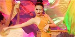 Chỉ hát 4 câu, Hoàng Thùy Linh khiến khán giả  mê mệt  trong The Remix