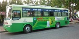 Trợ giá xe buýt 4 lượt/ngày với học sinh, sinh viên TP HCM