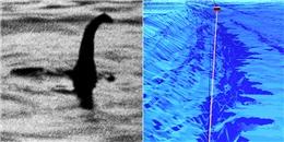 """Đo độ sâu hồ Loch Ness, phát hiện """"bí mật động trời"""""""