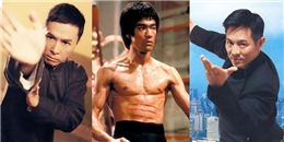 Tứ trụ khó có thể thay thế của làng phim võ thuật châu Á