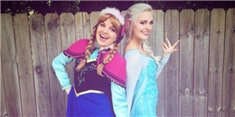 Cuộc sống của công chúa Disney phiên bản đời thực
