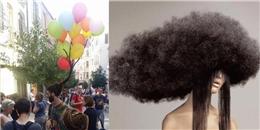 Phì cười với những kiểu tóc độc đáo, kì lạ nhất trên thế giới