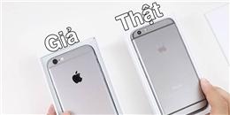Cách phân biệt iPhone 6s thật và giả bạn nên biết