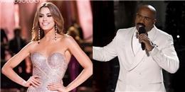 HH Colombia sẽ hội ngộ MC Steve Harvey sau sự cố thảm họa