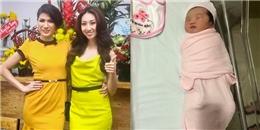 Trang Trần hé lộ hình ảnh đầu tiên của con gái Lều Phương Anh