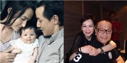 Giật mình với những cô vợ giàu 'nứt đất đổ vách' của sao nam Hoa ngữ