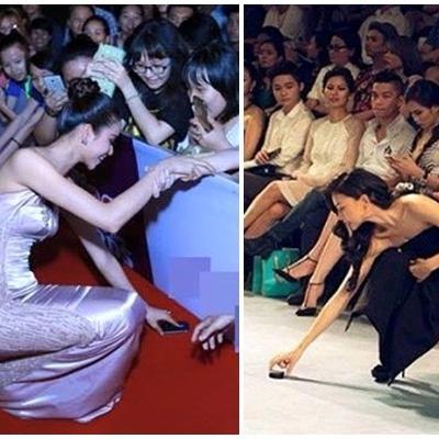 Sao Việt và loạt cử chỉ đẹp, khó quên trong mắt công chúng