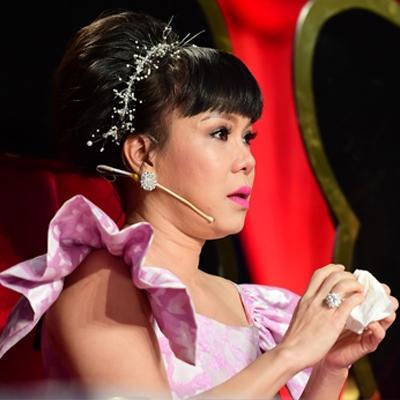 Việt Hương - Trấn Thành khóc khi vì sự  hi sinh  của Thanh Vân