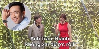 Hari Won:  Trấn Thành không xài được!