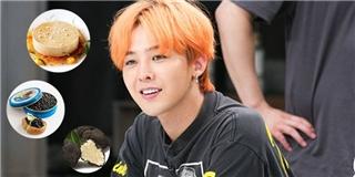 Choáng trước tủ lạnh toàn đặc sản thế giới của G-Dragon