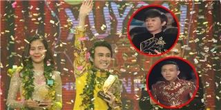 Cận cảnh màn trình diễn của Huỳnh Lập khiến Hoài Linh khóc nghẹn ngào