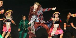 Noo Phước Thịnh cực kì đẹp trai thể hiện  vũ điệu bắt duyên