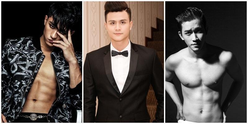 """Những mĩ nam khiến phái nữ """"khao khát"""" nhất trong showbiz Việt"""