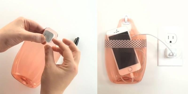 Bí kíp làm móc treo điện thoại khi sạc pin cực dễ thương