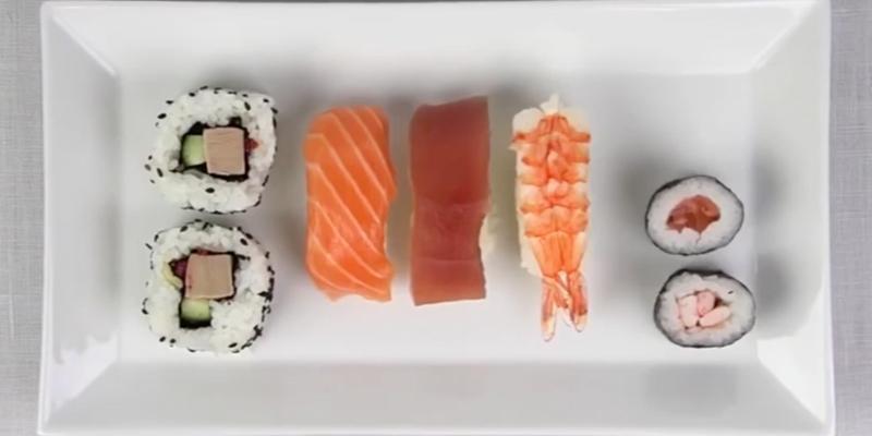 """""""Đã mắt"""" với 10 loại sushi cuộn ngon nhất hành tinh"""