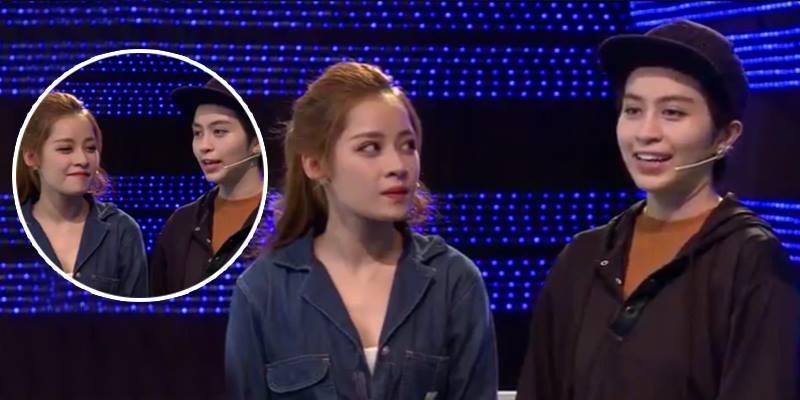 """Chi Pu và Gil Lê """"tố"""" nhau trên sóng truyền hình"""