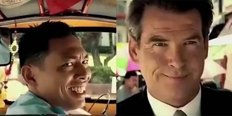 Điệp viên 007 hết hồn khi ngồi nhầm phải  siêu xe  của fan cuồng