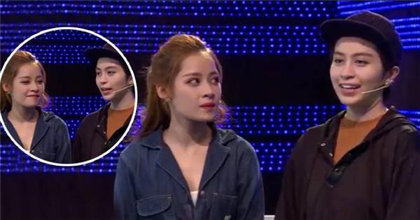 Chi Pu và Gil Lê 'tố' nhau trên sóng truyền hình