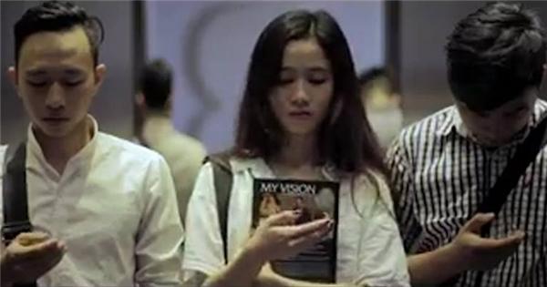 Lạnh người với 'căn bệnh thời đại' mang tên smartphone