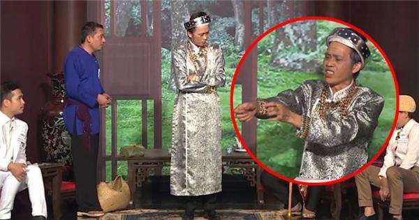 Hoài Linh kén rể khiến khách mời điêu đứng
