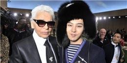 G-Dragon xuất hiện 'sang chảnh' tại show diễn thời trang hàng hiệu