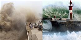 Sóng khổng lồ – sự nổi giận của thiên nhiên khiến ai cũng lo sợ