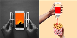 """Ý tưởng biến iPhone thành """"đồ vật"""" quen thuộc cực dễ thương"""