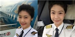 Ngắm nhan sắc của nữ cơ trưởng xinh đẹp nhất Việt Nam