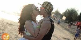 Giới trẻ 'đưa nhau đi trốn' tại lễ hội âm nhạc bãi biển lớn nhất năm