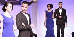 Người mẫu nam Việt Nam trình diễn tại New York Fashion Week