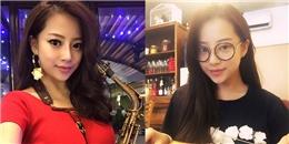 Ngẩn ngơ trước nhan sắc 'vạn người mê' của mĩ nữ thổi saxophone
