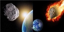 Tiểu hành tinh to bằng một chiếc máy bay sắp 'xẹt ngang' Trái đất