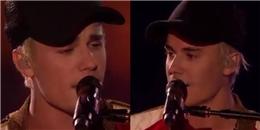 Justin Bieber tiếp tục khiến fan mê mệt khi hát live hit khủng