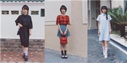 Phong cách preppy đẹp miễn chê của Quỳnh Anh Shyn