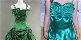 Loạt ảnh thảm họa khi mua những bộ đầm 'nhái bén' trên mạng